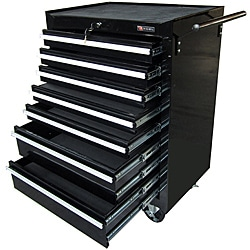 Excel 26-inch Roller Cabinet with Seven Ball Bearing Slide Drawers