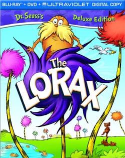 The Lorax (Blu-ray/DVD) 8549649