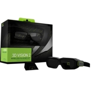 NVIDIA 3D Vision 2 Wireless Glasses Kit 8552211