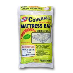 Warp's Heavy-Weight Mattress Bags Banana Bags, 24ct