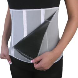 Remedy Adjustable Slimming Exercise Belt (As Is Item)