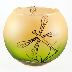 Dragon Fly Series Bowl