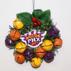 Phoenix Suns Wreath Ornament 8556633