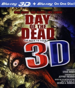 Day Of The Dead 3D (Blu-ray Disc) 8557734