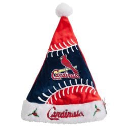 St. Louis Cardinals Colorblock Santa Hat 8558341