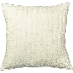 BRIGHTON BRIGHT IVORY DECORATIVE PILLOW