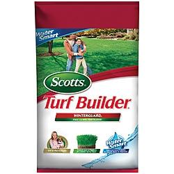 Scotts Turf Builder 15M Winterguard