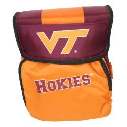 North Pole Virginia Tech Hokies 18-can Cooler
