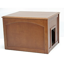 Crown Pet Products Cat Litter Box/Small Indoor Dog House