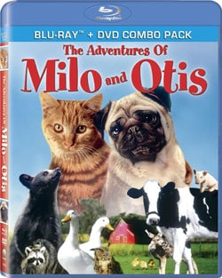 Adventures of Milo & Otis (Combo) (Blu-ray Disc) 8571627