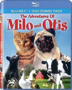 Adventures of Milo & Otis (Combo) (Blu-ray Disc) 8571627