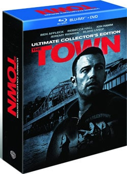 The Town (Ultimate Collector's Edition) (Blu-ray/DVD) 8571648