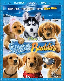 Snow Buddies (Blu-ray/DVD) 8572644