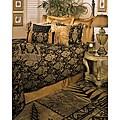 Sherry Kline China Art Black King size 6-piece Comforter Set