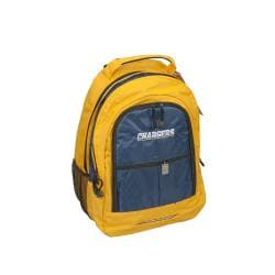 NFL San Diego Chargers 18-inch Deluxe Backpack
