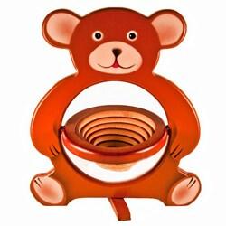 Collapsible Teddy Bear Basket