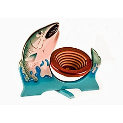 Collapsible Salmon Basket