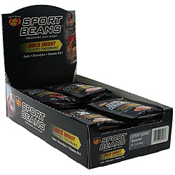 Jelly Belly Sport Beans Assorted Jelly Beans (Pack of 24)