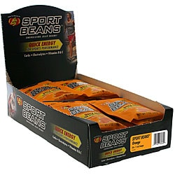 Jelly Belly Orange Sport Beans (Pack of 24)