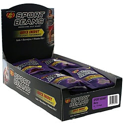 Jelly Belly Berry Sport Beans Jelly Beans Berry (Pack of 24)