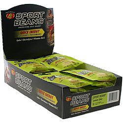 Jelly Belly Lemon Lime Sport Beans Jelly Beans (Pack of 24)