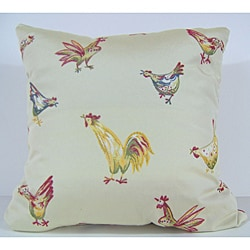 Bye Bye Birdie Decorative Pillow