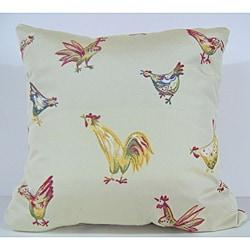 Bye Bye Birdie Decorative Pillow