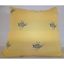 Bubbles Spray Decorative Pillow