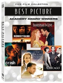 Best Picture Academy Award Winners (DVD) 8597732