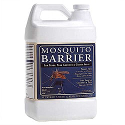 Mosquito Barrier One Gallon Liquid Spray