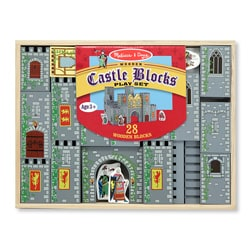 Melissa & Doug Castle Blocks Play Set 8601723