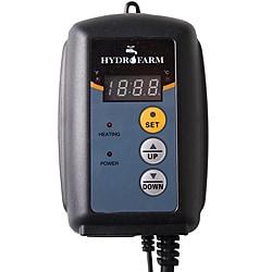 Hydrofarm Heat Mat Electronic Temperature Controller 8601911