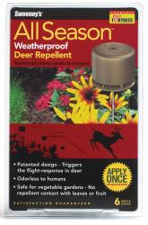 Sweeney's 5600 All Season Weatherproof Deer Repellent (Pack of 6)