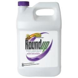Roundup Weed & Grass Killer 50-percent Super Concentrated