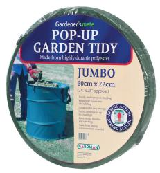 Gardman Jumbo Tidy Pop-Up Garden