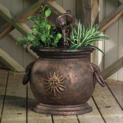 Little Giant Copper Kettle Fountain Kit