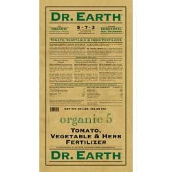 Dr Earth Tomato Vegetable & Herb Fertilizer