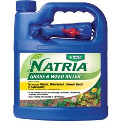 Bayer Advanced NATRIA Grass & Weed Killer Ready-to-Use (64-Ounces)