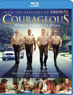 Courageous (Blu-ray Disc) 8605159