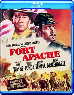 Fort Apache (Blu-ray Disc) 8605188