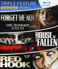 Horror Triple Feature: Vol. 1 (Blu-ray Disc) 8605200