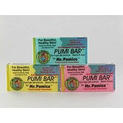 Mr. Pumice Pumi Bar 3 Pack