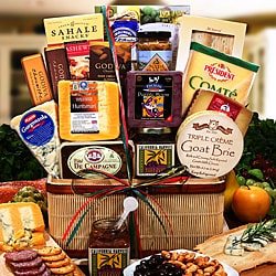 Premium Artisianal Cheese Gift Collection