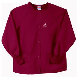 Gelscrubs Crimson Alabama Crimson Tide Nurse Jacket