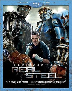 Real Steel (Blu-ray/DVD) 8627991