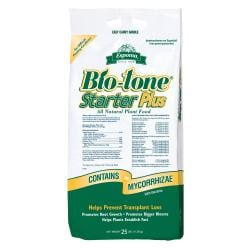 Bio Tone Starter Plus Espoma 25 Fertilizer