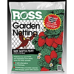 Ross Garden Diamond Netting (14' x 75')