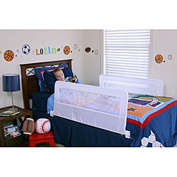 Regalo Swing Down Double-sided Bed Rail