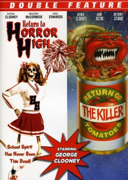 Return To Horror High/Return Of The Killer Tomatoes (DVD) 8635176