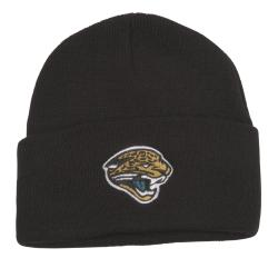 Jacksonville Jaguars Logo Beanie Stocking Hat